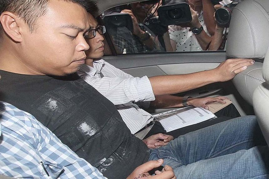 Iskandar Rahmat, 36, is expected to start his testimony tomorrow and will be the only witness called.