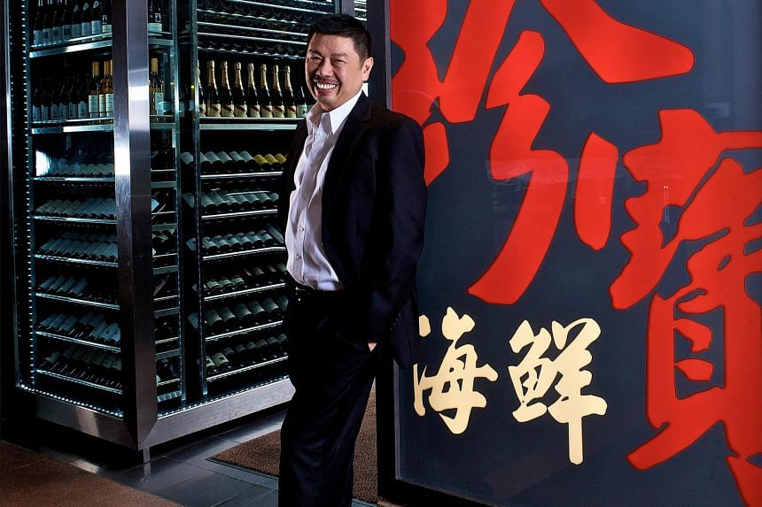 Jumbo chief executive Ang Kiam Meng says its growth in China has translated to a 93.8 per cent rise in revenue.