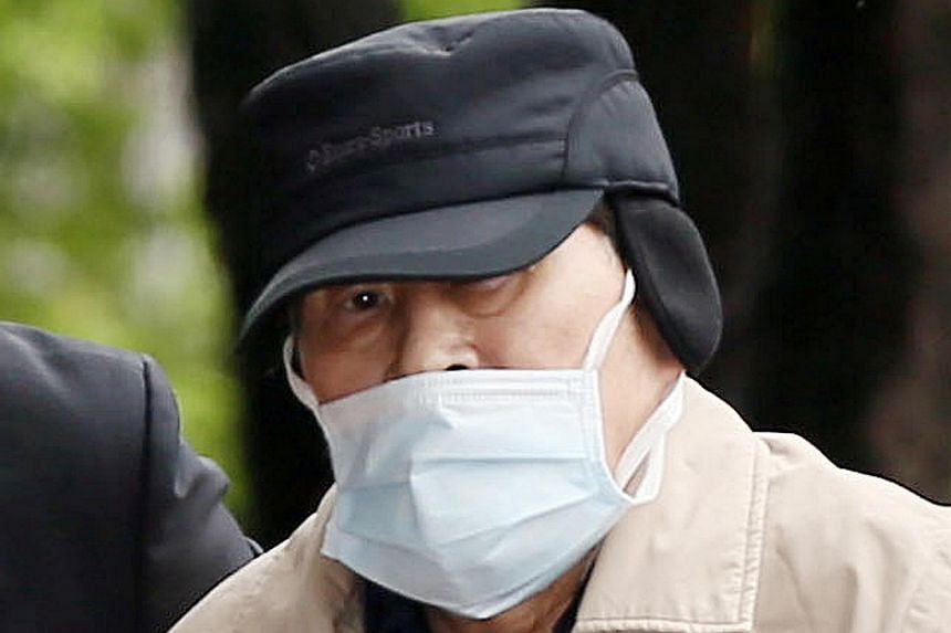 The ruling upheld the sentence passed by an appeals court in May, which found Kim Han Sik guilty of manslaughter and embezzlement.