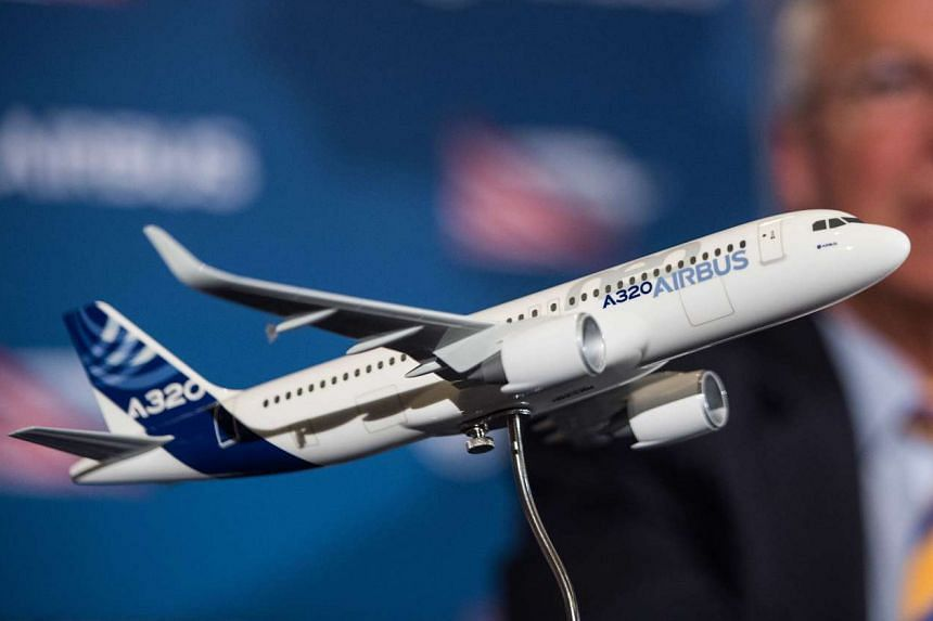 China has signed a deal with Airbus to purchase 100 A320 aircraft on Thursday, Oct 29, 2015.