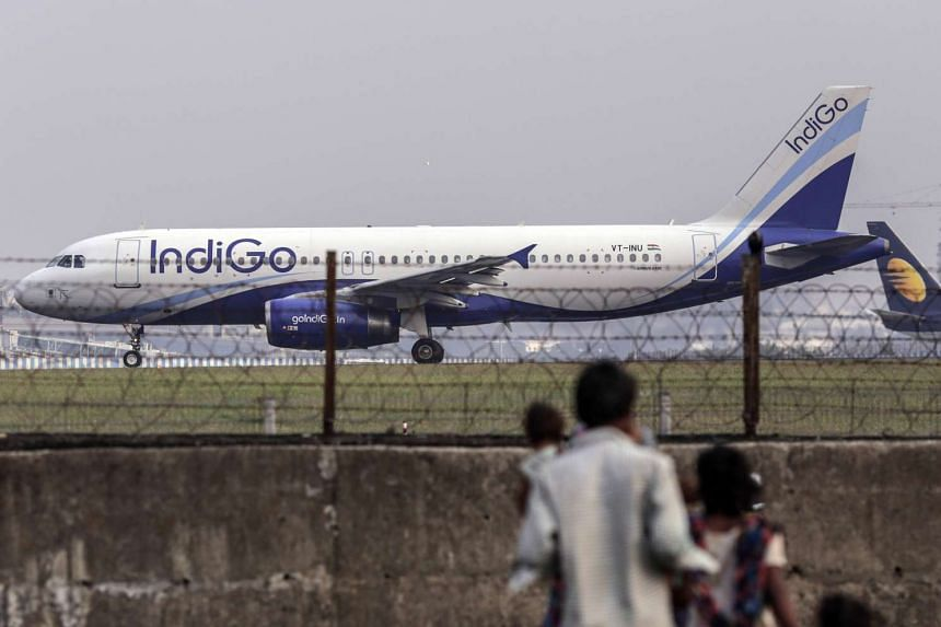 A female passenger was prevented from boarding a domestic flight operated by budget carrier IndiGo in India because she was showing too much leg.