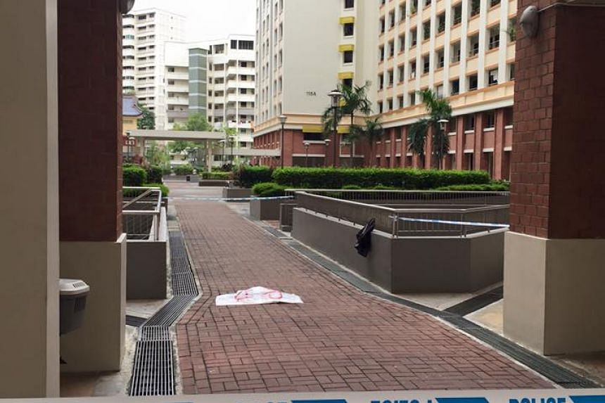 Nee Soon MP Louis Ng appealed for witnesses on Facebook with a post on Friday afternoon.