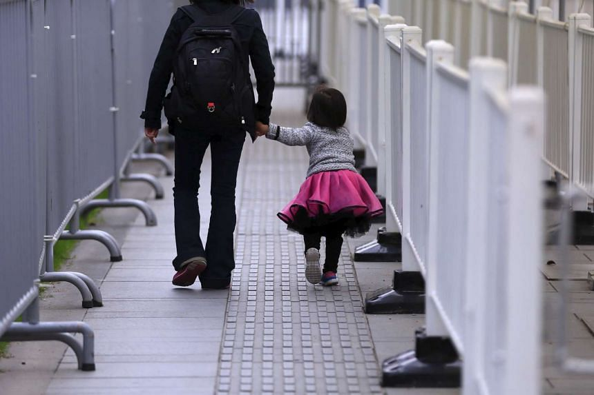 China announced the end of its hugely controversial one-child policy on Thursday (Oct 29), after decades of strict, sometimes brutal enforcement left it with an ageing population and shrinking workforce.