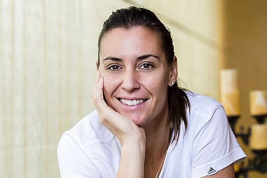"Doubles player and Rising Stars runner-up Caroline Garcia is dazzled by Cirque du Soleil act Totem: ""Beautiful, wonderful, unbelievable, amazing show!!! Waouh!!!"" For US Open champion Flavia Pennetta, a spa session comes after a sparring session: ""A"