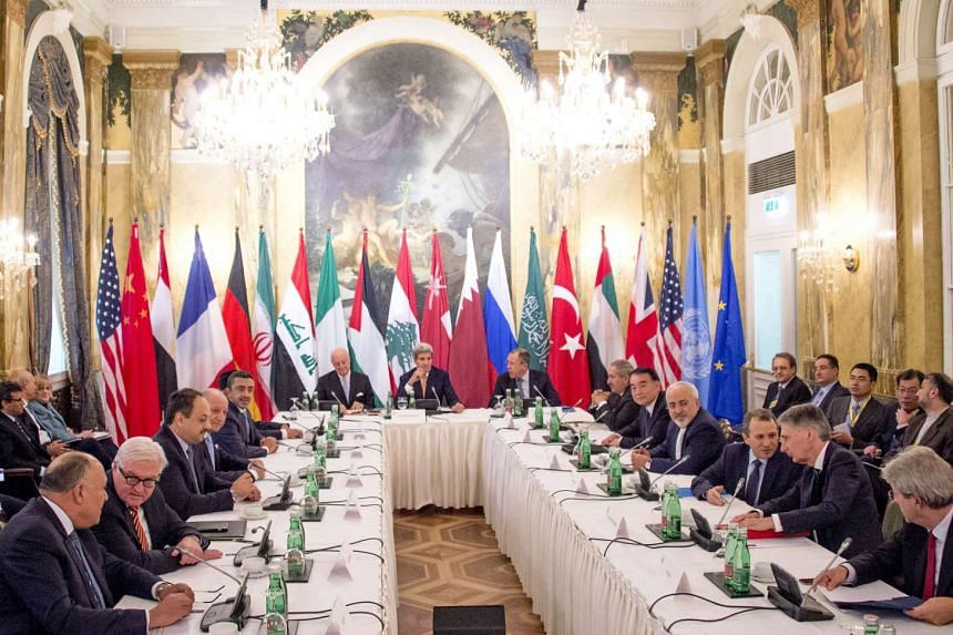 Iran's first-ever participation in international talks on Syria could lead to wider negotiations between arch-rivals Tehran and Riyadh.