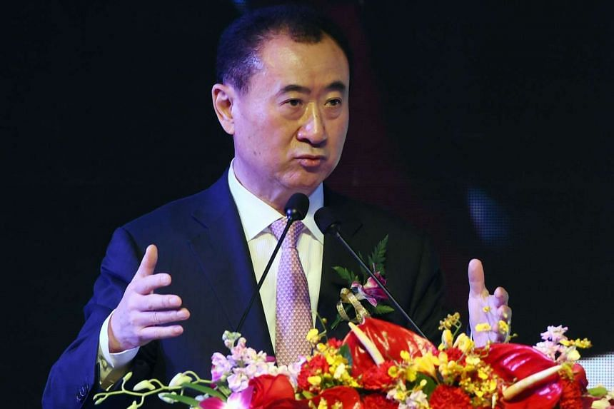 China's richest man, Wang Jianlin, confirmed after allegations that political connections helped Wanda Group grow.