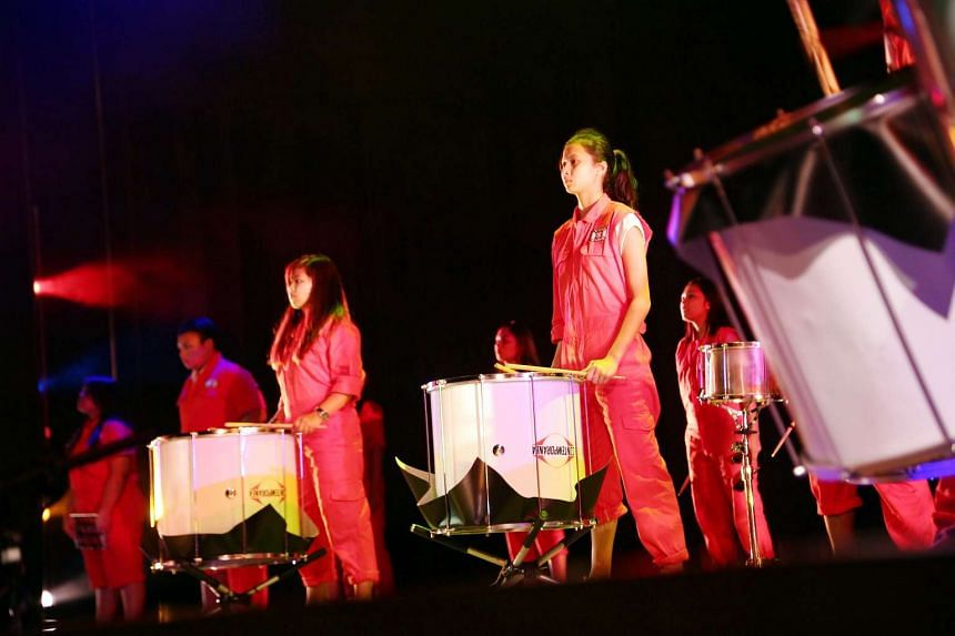 'World Drum Night III', a drum performance as part of Republic Polytechnic (RP's) Community Arts Festival, Reflections 2015 to be held on Oct  31, 2015.