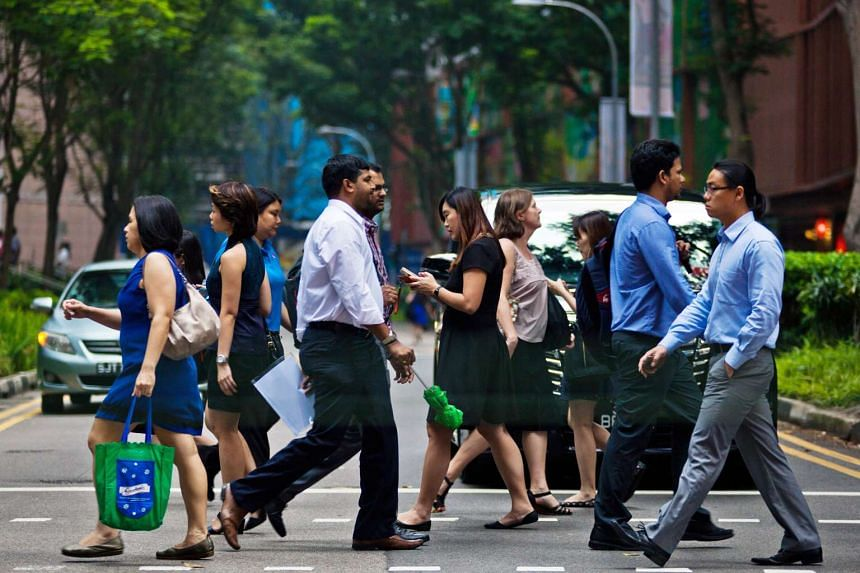 The sluggish global economy is having an impact on jobs, with unemployment for Singaporeans and permanent residents creeping up for the second quarter in a row.