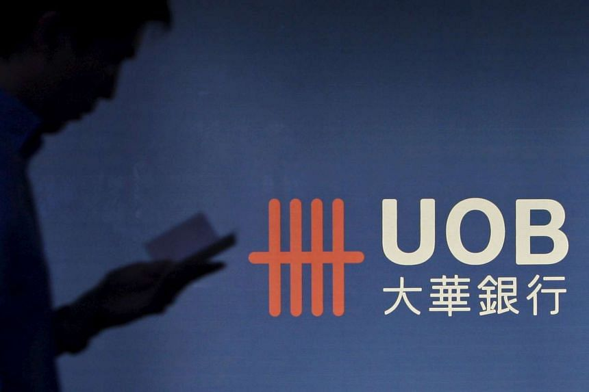 UOB's net profit came in at $858 million in the three months ended September, versus $866 million a year earlier and an average forecast of $784 million from six analysts polled by Reuters.