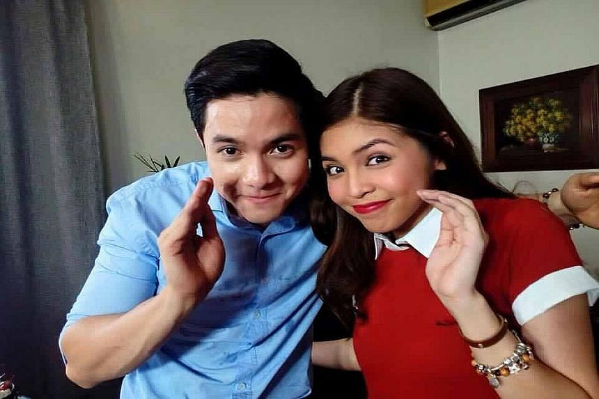 Alden Richards, 23, and Maine Mendoza, 20, are the stars of AlDub. They appeal to millions because they come off as believable bearers of old-fashioned values their skit represents, unlike many other celebrities, who are regarded as caricatures of ex