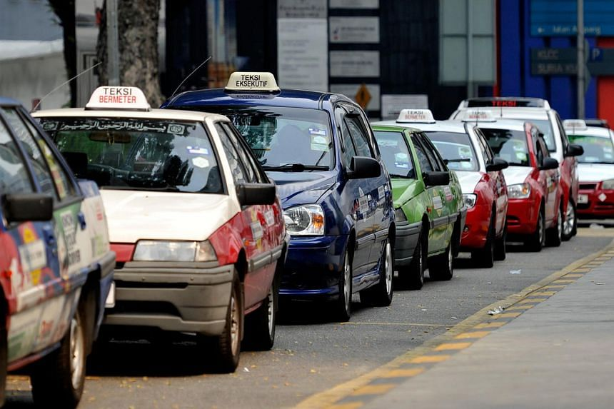 The new app will use metered taxis approved by the authorities.