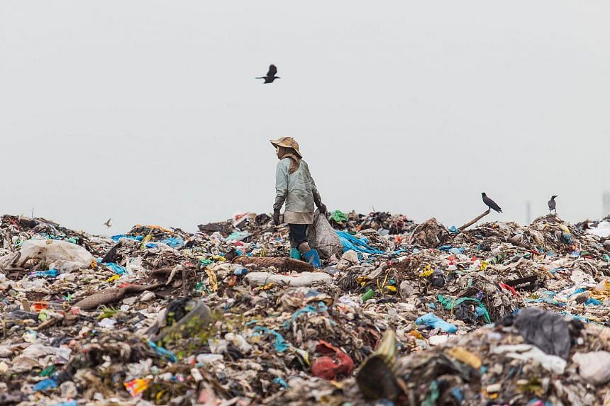 The lack of proper practice of rubbish categorisation among Yangon's population has created jobs for some that come from the rural villages.