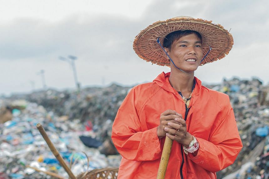 Mr Win Htwe, 19, has been working in Htein Bin for a year and he said that the likelihood of getting cuts and injuries are increasing.