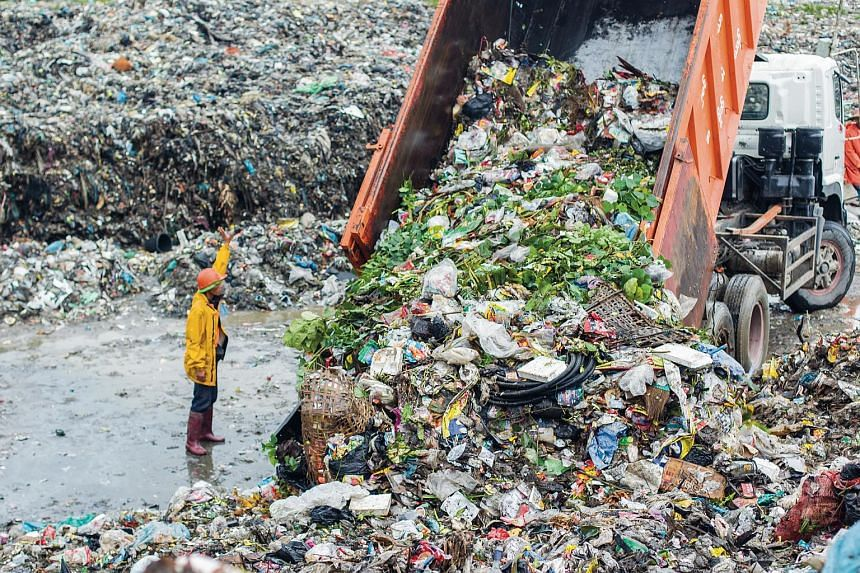 Solid waste management has become more difficult as the increasing volume of rubbish is exceeding the resources put to tackle it.