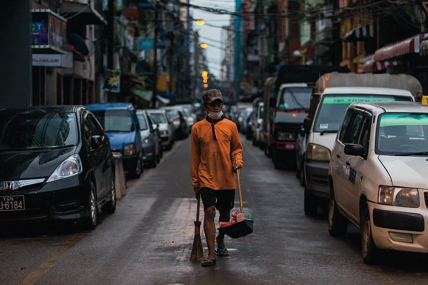 A total of 3,800 waste workers take care of Yangon city currently, but there is still a shortage of manpower in some townships.