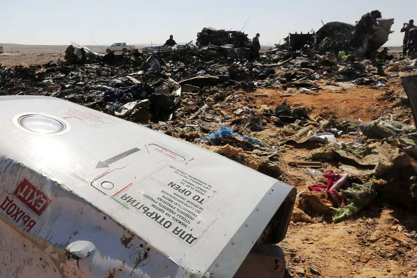 Technical faults or human error have been ruled out as the cause of the crash.