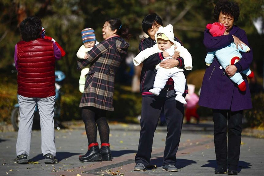The ruling Communist Party said last week that Beijing would loosen its decades-old one-child policy.