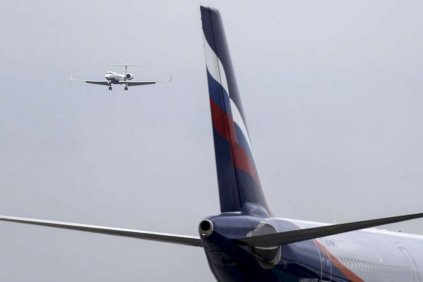 Russian state airline Aeroflot replaced an A321 on one of its routes because of technical issues.