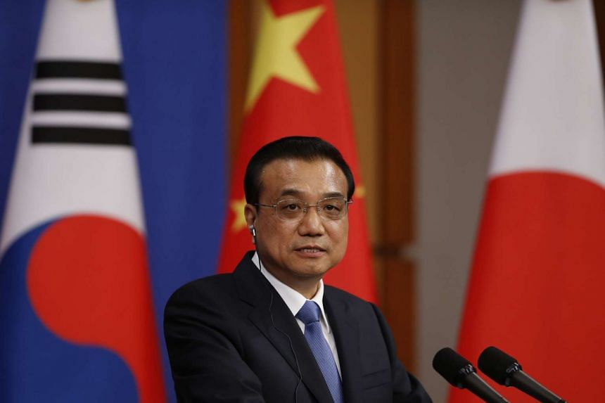 Premier Li Keqiang said that China has a duty to clean itself up in terms of keeping green.