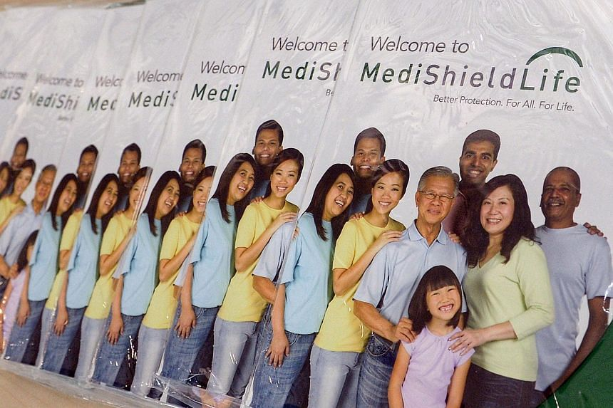 Insurance agents have been taking lessons and tests to make sure they understand MediShield Life.