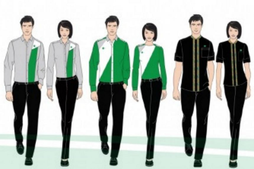 Tower Transit has set up an online poll to let members of the public vote on the design of its bus captains' uniform.