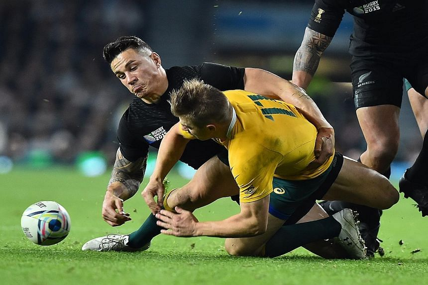 All Blacks centre Sonny Bill Williams is eyeing the sevens game as a platform to try to achieve Olympic greatness.