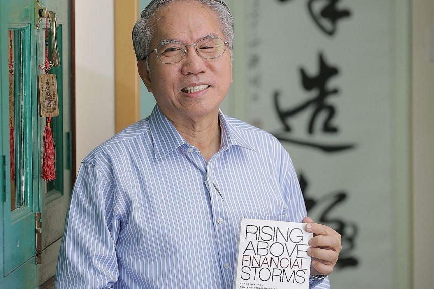 Dr Tan, 65, was barred from fund management activity because he breached the Securities and Futures Act in 2004.