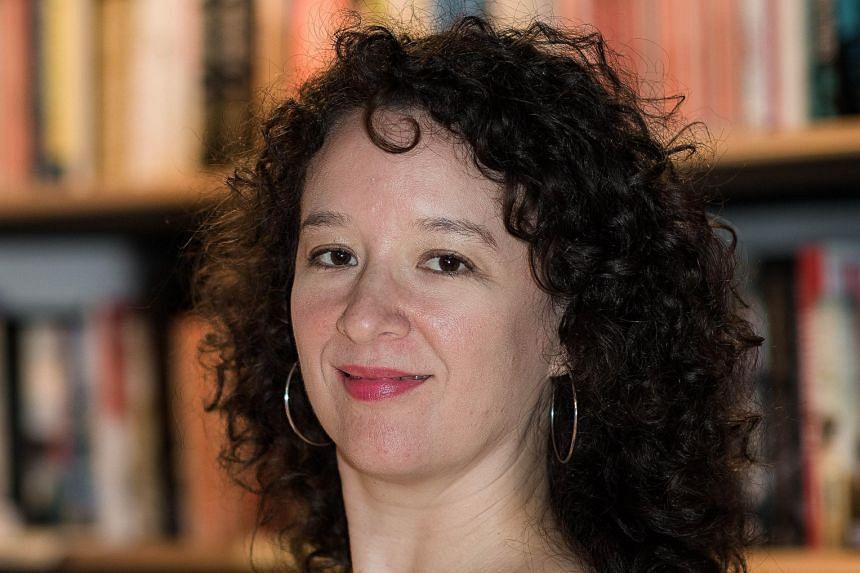 Author Leta Hong Fincher