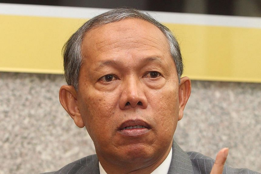 Mr Hasan Arifin (above) took over as chairman of the Public Accounts Committee after previous chief Nur Jazlan Mohamed was appointed Deputy Home Minister and quit the committee in July.
