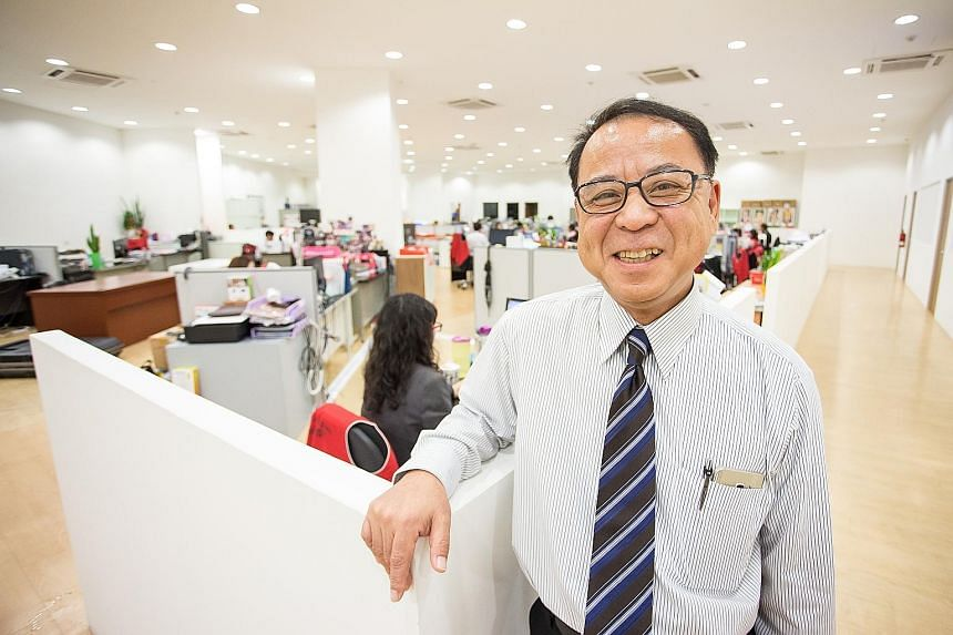 Mr Hanasaki Kenji, Best Denki's president and head of Asean region, is optimistic about the Singapore market. The addition of two stores will bring the number of Best Denki stores here to 13.