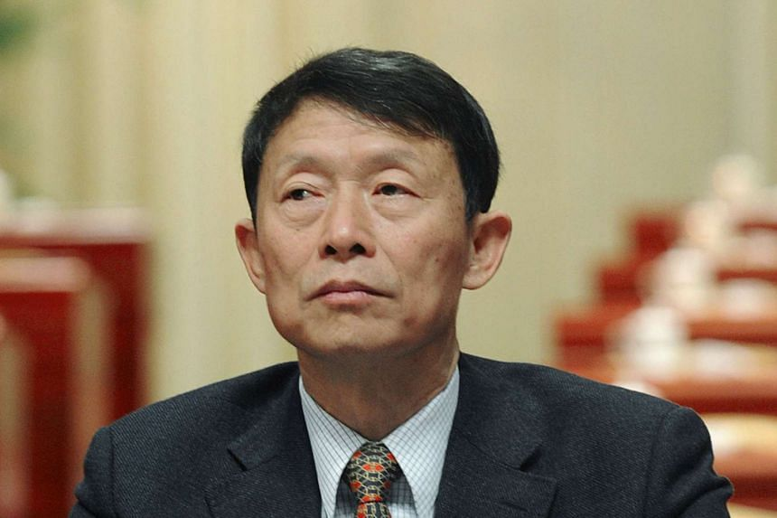 A Chinese court has sentenced Li Chongxi to 12 years in prison for corruption.