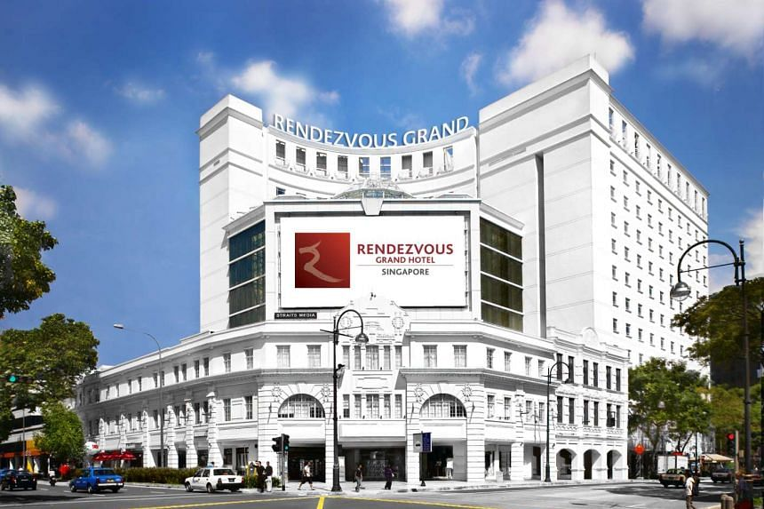 Rendezvous Grand Hotel Singapore is one of the hotels in Far East Hospitality Trust's portfolio.