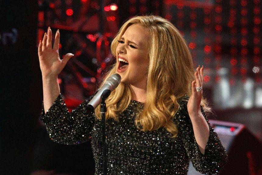 Adele's Hello was streamed 47.5 million times globally on Spotify, making it the most-streamed song over a week in the online streaming platform's history.