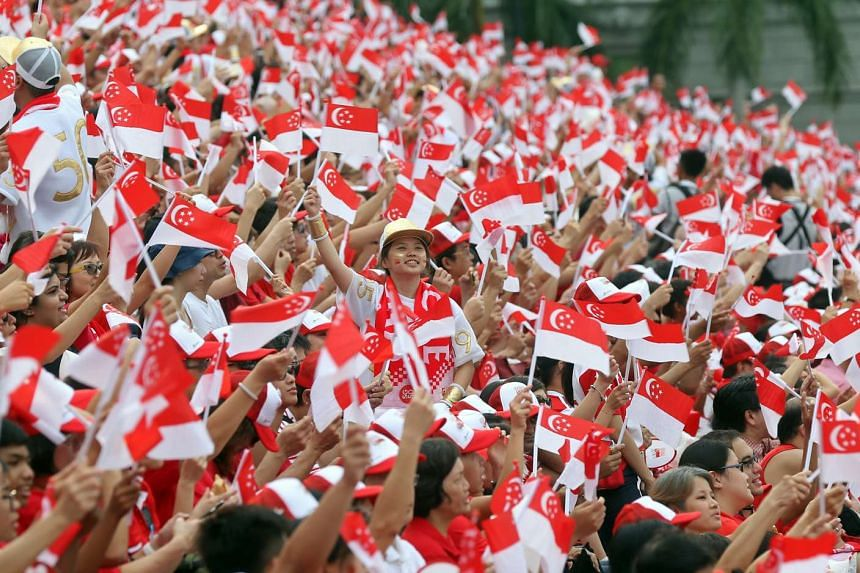Singapore is the 12th most optimistic country in the world.