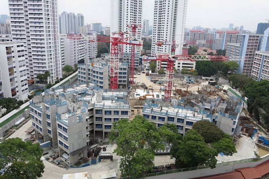 HDB terminated its contract with the contractor for McNair Towers.
