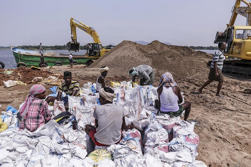 Though work has begun on the proposed site of Andhra Pradesh new state capital Amaravati, in India, questions of financing remain unanswered.