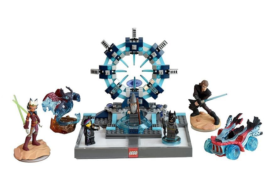 Each toy from the Skylanders, Disney Infinity and Lego Dimensions collections stores its individual progress and skills within its internal storage medium.