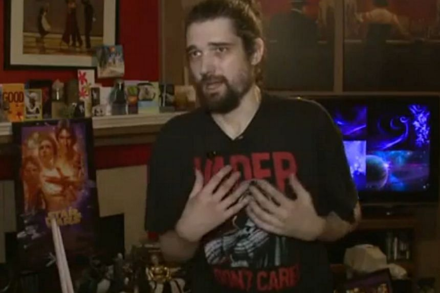 Daniel Fleetwood, 32, is terminally ill from rare form of cancer but hopes to see the new Star Wars: The Force Awakens before he dies.