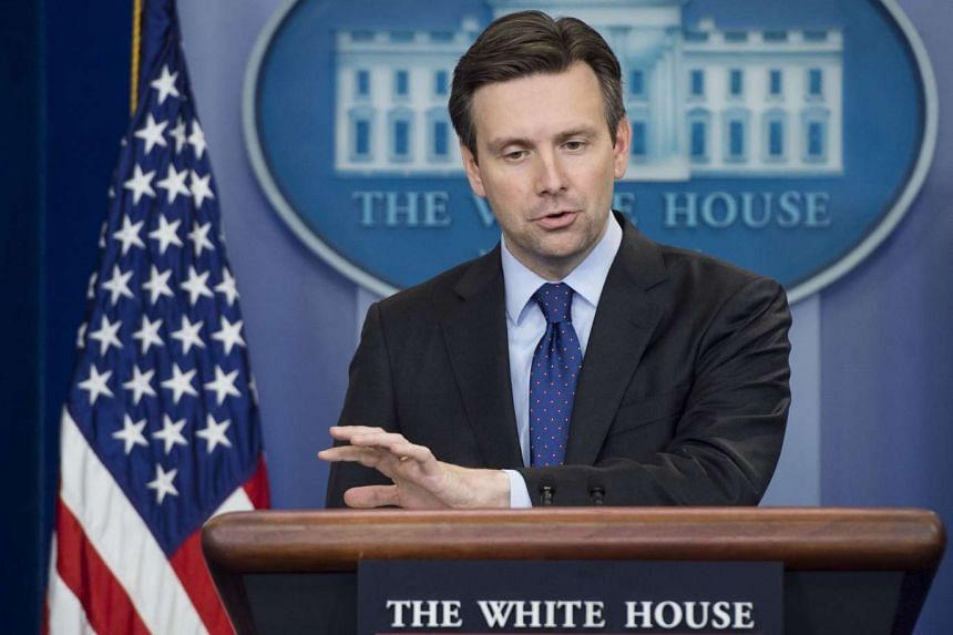 White House spokesman Josh Earnest said the US welcomed steps taken to try to improve cross-strait relations.