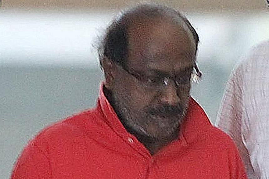 Govindasamy Nallaiah, 70, disagreed that he had committed an act so dangerous that it would likely cause the victim's death.