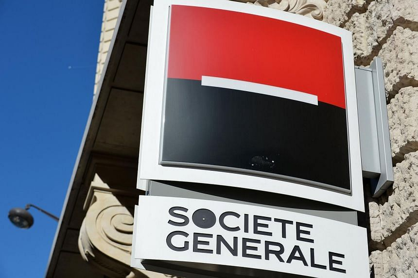Societe Generale, France's second-largest bank, unveiled on Thursday (Nov 5) plans to shut 400 branches and cut some 2,000 jobs in the next five years as clients increasingly switch to online banking.