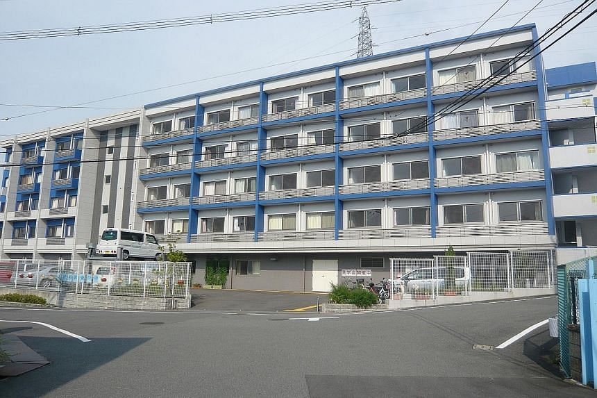 The Sawayaka Hirakatakan nursing home in Osaka, Japan, is one of the seven Japanese properties that Parkway Life Real Estate Investment Trust divested last December.