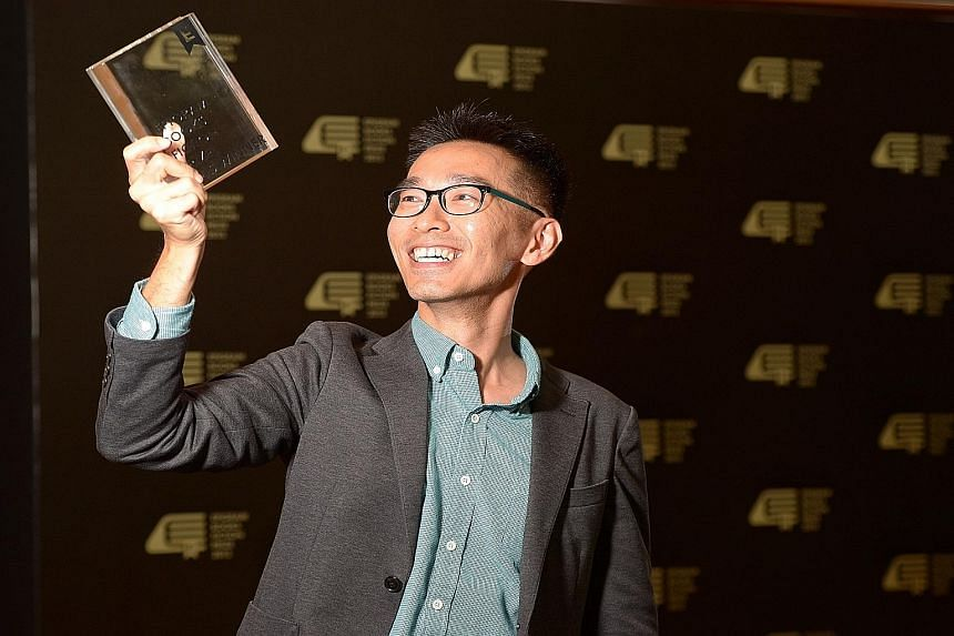 Writer O Thiam Chin, who won the inaugural Epigram Books Fiction Prize for his first novel The Infinite Sea, will receive a $20,000 cash advance against future royalties - the biggest- known advance promised to an English- language fiction writer in