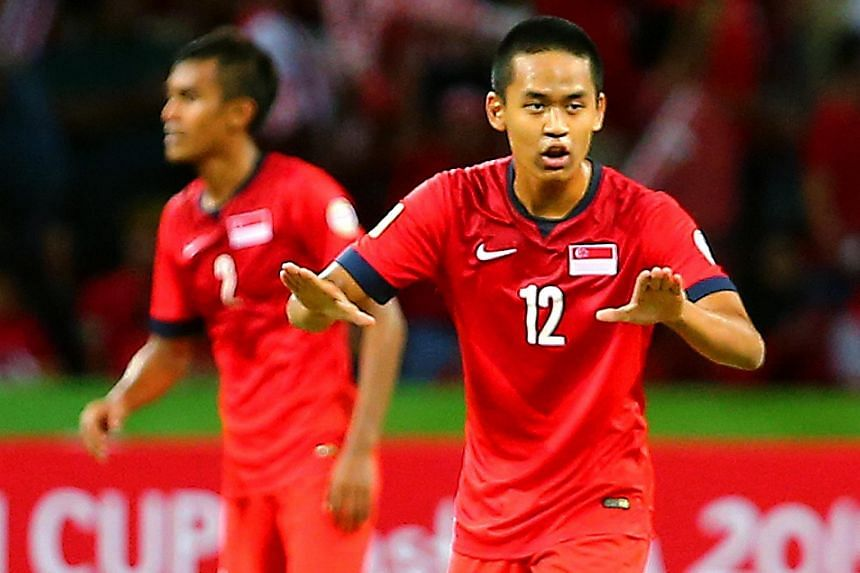 While S-League players like Amirul Adli will be released for the Lions' games against Japan and Syria, the local clubs will also be involved in matches as the league clears a backlog created by the recent haze.