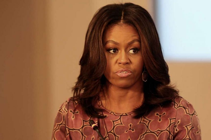"""The """"extremely disappointed"""" US First Lady will return directly to Washington."""