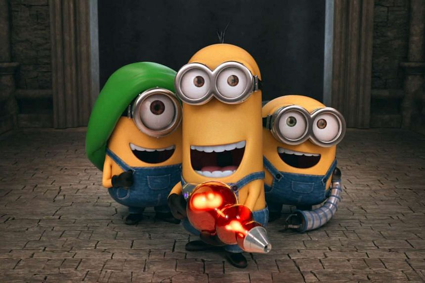 Box office hit Minions is one of 16 films submitted for this year's Best Animated Feature Oscar.