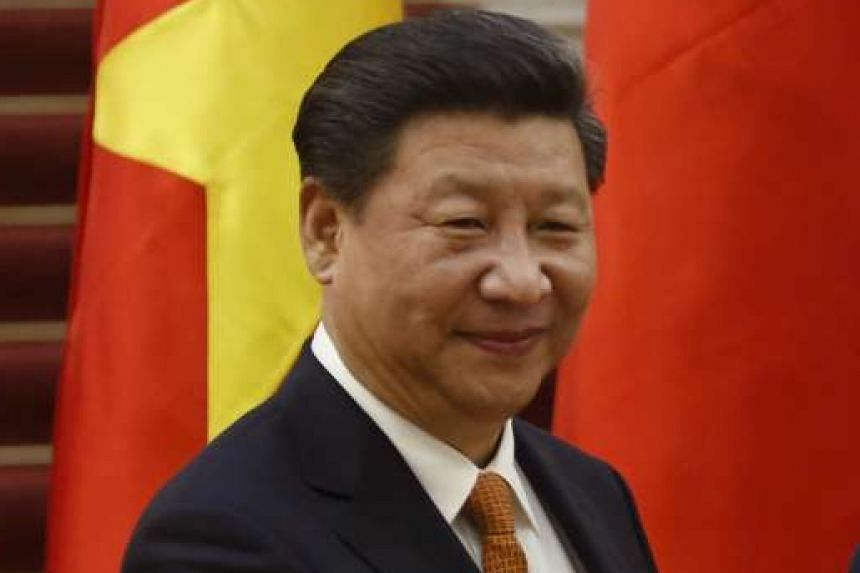 Chinese President Xi Jinping arrives today for a state visit.