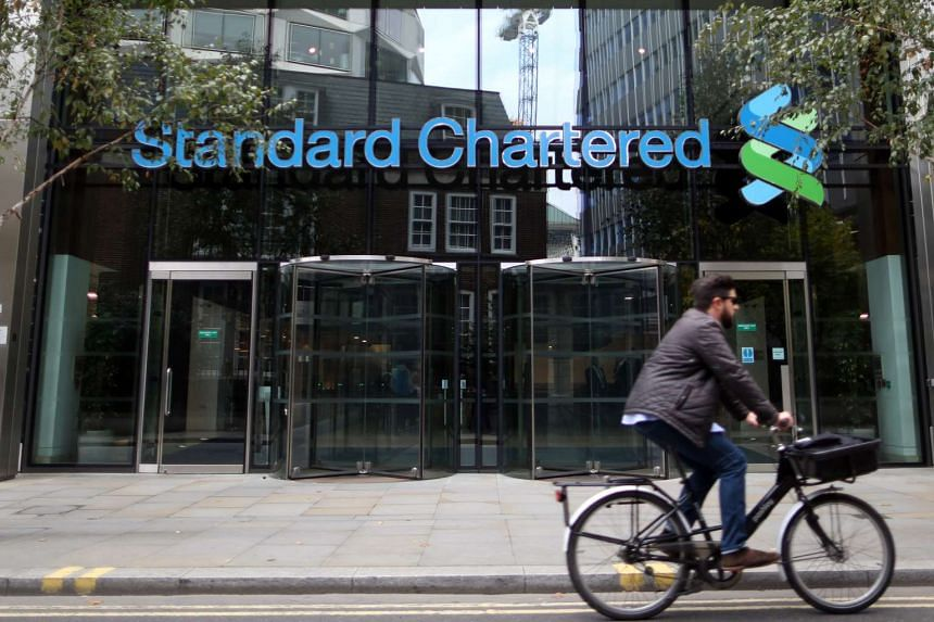 The headquarters of Standard Chartered in London.