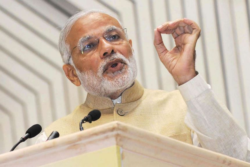 Indian Prime Minister Narendra Modi pledged 800 billion rupees (S$17 billion) in funds to bolster development and economic growth in Kashmir.