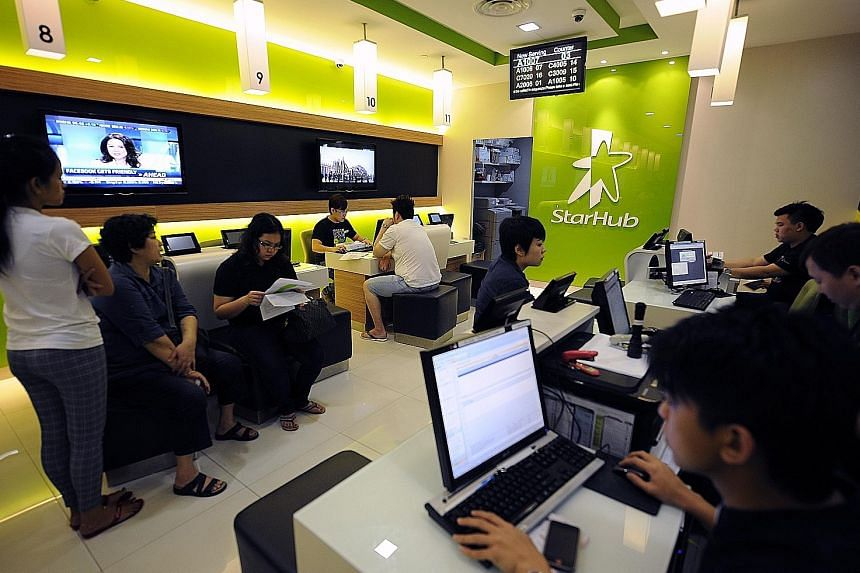 StarHub says it is ready if a fourth telco enters the market, citing its twin strategy of selling bundled services that include mobile phone, broadband and TV, and its six enhanced SIM Only plans - plans not tied to handsets - that were launched yest